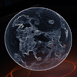 Cockpit Hologram 1, Water Worlds, Earth Like Worlds, High Metal Content Planets