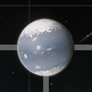 Water World, candidate for terraforming 1